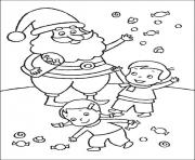 Printable christmas for kids 31 coloring pages