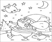 Printable christmas for kids 18 coloring pages