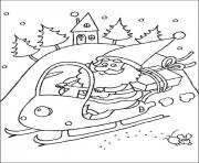 Printable christmas for kids 25 coloring pages