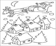 christmas for kids 30 coloring pages