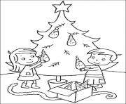 Printable christmas for kids 34 coloring pages