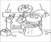 Printable christmas for kids 35 coloring pages