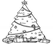 free christmas tree colouring pages for kidsf2e9 coloring pages