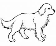 Printable of a dogsd2d5 coloring pages
