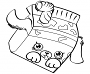 Petkins Dog Snout shopkins season 4 coloring pages