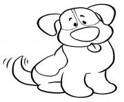 of baby dogs939d coloring pages