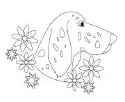 dog an flower 1ce2