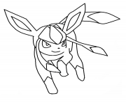 Print mega pokemon eevee coloring pages