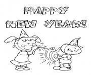 for kids new year kidscbd7 coloring pages