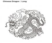 Print chinese new year dragon  free250f coloring pages