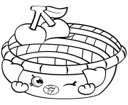 Printable Transparent PNG petkins shopkins coloring pages