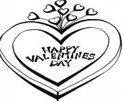 valentine heart1709 coloring pages