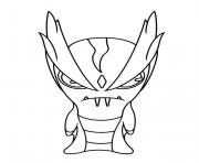 slugterra element air coloring pages