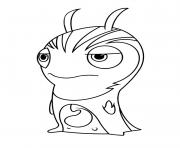 slugterra lariat coloring pages