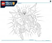 Print Lego Nexo Knights MONSTRES ULTIMATE 2 coloring pages