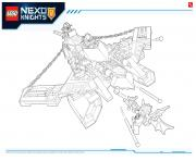 Print Lego NEXO KNIGHTS products 1 coloring pages
