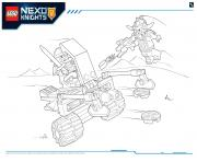 Print Lego NEXO KNIGHTS products 5 coloring pages