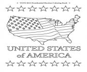 Print united states of america happy presidents day coloring pages