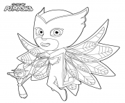 Printable PJ Masks Kids Coloring coloring pages