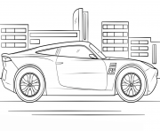 Print cruz ramirez from cars 3 disney coloring pages