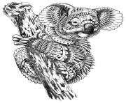 Print hard animal difficult adult owl 3d coloring pages