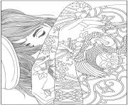 advanced mandala complex creative design coloring pages - Advanced Mandala Coloring Pages