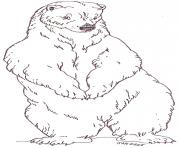 mural tsb polar father bear by jan brett coloring pages