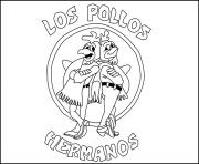 Print Hey hermano Breaking Bad coloring pages