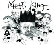 Print breakingbad sillustration sketch coloring pages