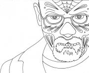 Printable breaking bad 6 coloring pages
