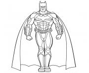 batman ami de iron man superheros coloring pages