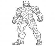 Mark 2 a4 avengers marvel coloring pages