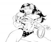 Printable wonder woman 2017 by swave18 dc comics coloring pages