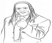 Printable booker t coloring page coloring pages