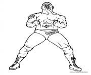 Printable batista wrestler coloring pages