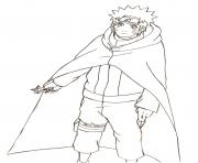 Printable anime naruto shippuden8753 coloring pages