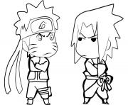 Printable anime naruto sasuke free349e coloring pages