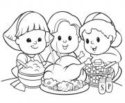 incridible cute thanksgiving for kids coloring pages