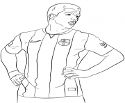Printable luis suarez soccer coloring pages