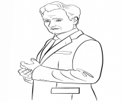 conan obrien celebrity coloring pages