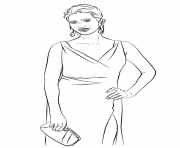 ivanka trump celebrity coloring pages