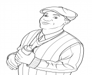 bill cosby celebrity coloring pages
