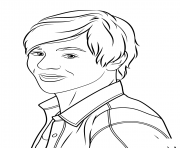 austin moon celebrity coloring pages
