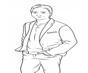 scott baio celebrity coloring pages