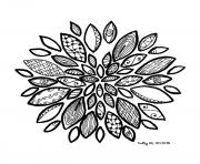 Printable adult zentangle by cathym 20 coloring pages