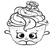 Shopkins Season 8 coloring pages