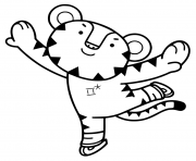 Printable Winter Olympic Gamess coloring pages