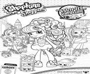 shopkins shoppies world vacation europe 4 coloring pages