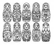 best russian dolls adult