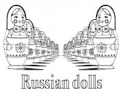 adult russian dolls perspective double with text